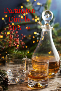 Vert - Glassware - Dartington Dimple