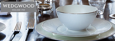 HomeS-Wedgwood Jasper Conran Pin stripe