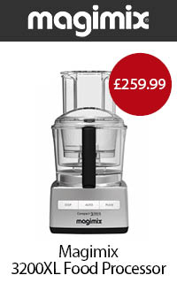 DropDown - Kitchenware - Magimix Satin Food Processor
