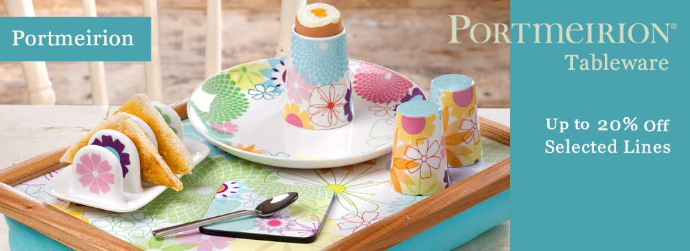 HomeP - Portmeirion Tableware