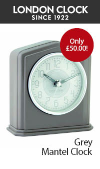 Vert - Home & Garden - London Clock