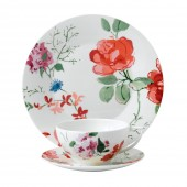 Cup, Saucer & Plate