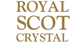 Royal Scot Crystal Highland Drinking Glasses
