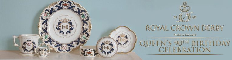 Royal Crown Derby Commemorative Gifts