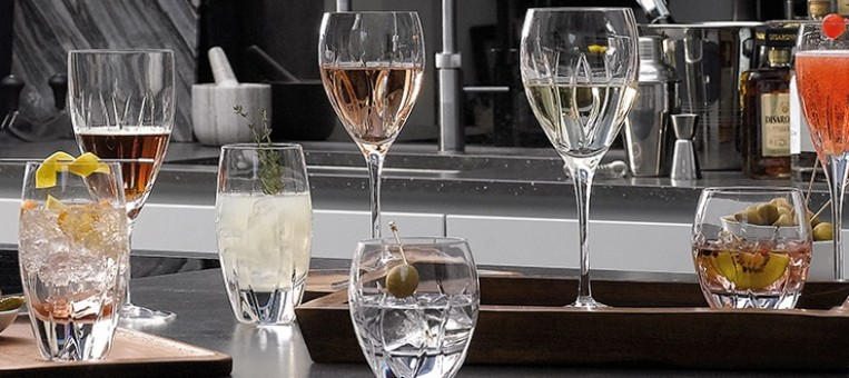 Waterford Crystal Ardan Mara Drinking Glasses
