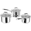Induction 3 Piece Saucepan Set (13499)