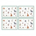 Tablemats - Set of 4 (22566)