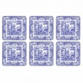 Coasters Set of 6 (23231)