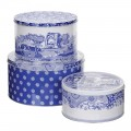 Cake Tins- Set of 3 (23238)