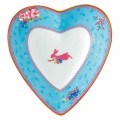 Honey Bunny Heart Shaped Tray (23620)