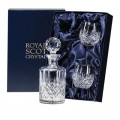 Presentation Boxed Single Malt Whisky Decanter Set (26970)
