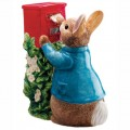 Peter Rabbit Posting A Letter Money Bank (6711)