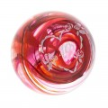 Ruby 40th Wedding Anniversary Paperweight (877)