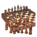Hand Painted Battle of Hastings Chess Set (9685)