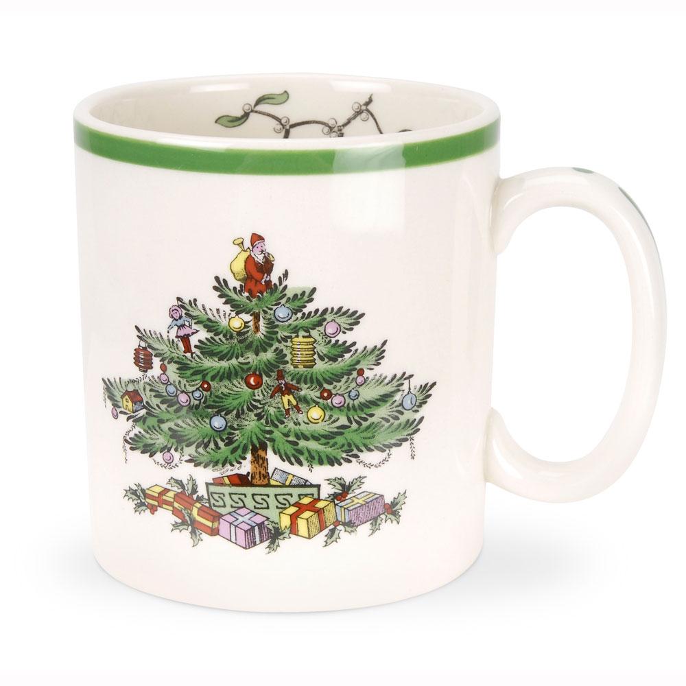 Spode Christmas Tree.Mug