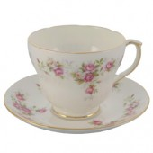 Duchess China Breakfast Cup & Saucer (10263)
