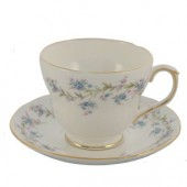 Duchess China Breakfast Cup & Saucer (10267)