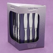 Classic - Bead Set of 6 Steak Knives (10652)