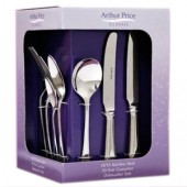 Classic - Bead 24 Piece Boxed Cutlery Set (10657)