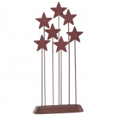 Metal Star Backdrop (10786)