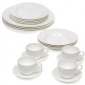 Maxwell & Williams Rimmed 20 Piece Dinner Set (11225)