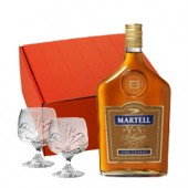 Drinking Gifts Brandy Cheers Gift Set (11229)
