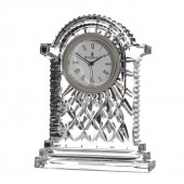 Waterford Crystal Lismore Large Carriage Clock (1126)