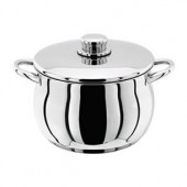 1000 22cm Stock or Stew Pot (11452)