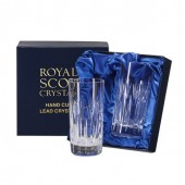 Sapphire Box of 2 Tall Highball Glasses (11809)