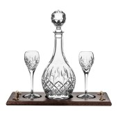 Royal Scot Port Decanter on Tray Set (11821)