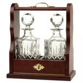 Decanter Tray Sets Double Tantalus (11822)