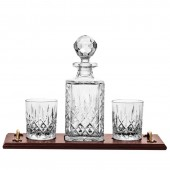 Royal Scot Whisky Tray Set (11823)