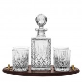 Decanter Tray Sets Whisky Club Tray (11824)