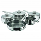 1000 5 Piece Saucepan Set (12034)