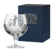Royal Scot Set of 2 Brandy Glasses (12352)