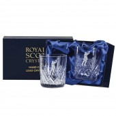 Engraved Golfer Crystal 11oz Tumblers (12354)