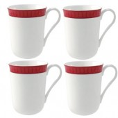 Set of 4 Mugs (12363)