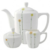 Aynsley China 3 Piece Tea Set (12364)
