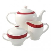 Aynsley China 3 Piece Tea Set (12378)