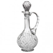 Royal Scot Handled Claret Decanter (12782)