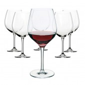 Dartington Crystal Red Wine Glasses Box of 6 (12983)