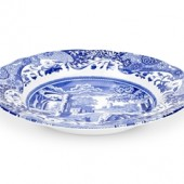 Blue Italian 20.5cm Cereal Bowl (12995)