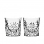 Kintyre Set of 9oz Old Fashioned Whisky Tumblers (13396)