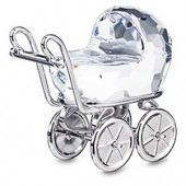 Swarovski First Steps Pram (13443)