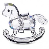 Swarovski First Steps Rocking Horse (13444)