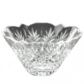 Heritage Irish Crystal 21cm Trellis Bowl (13463)