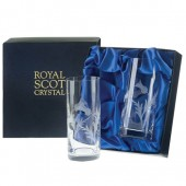 Flower of Scotland Set of Highball Tumblers (13777)