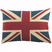 Evans Lichfield Large Union Jack Cushion (13799)