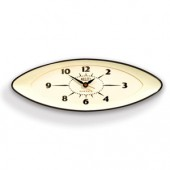 Newgate Clocks Bullitt Wall Clock (13853)