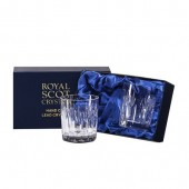 Box of 2 Small Whisky Tumblers (13864)